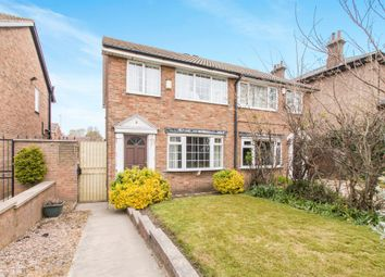 Thumbnail 3 bed semi-detached house for sale in Lewisham Street, Morley, Leeds