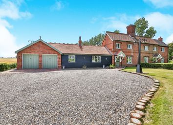 Thumbnail 3 bed cottage for sale in Reymerston, Norwich