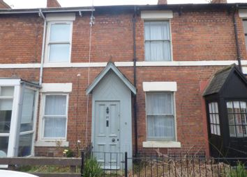 Thumbnail 2 bed terraced house for sale in Malcolm Street, Heaton, Newcastle Upon Tyne