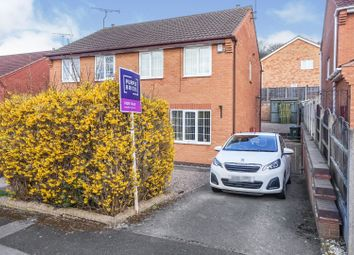3 bed semi-detached house for sale in Ash Holt Drive, Worksop S81