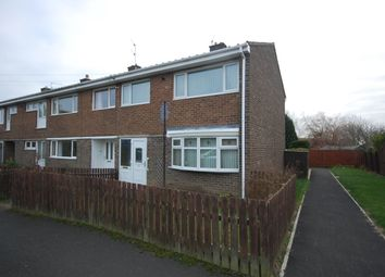 Thumbnail 3 bed end terrace house for sale in Farnham Road, Durham