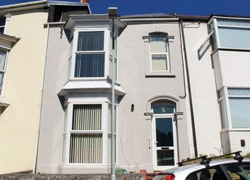Thumbnail 6 bed terraced house for sale in Osborne Terrace, Brynmill, Swansea