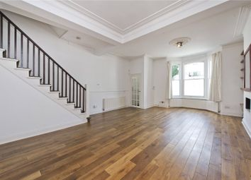 Thumbnail 4 bed terraced house to rent in Hartismere Road, London