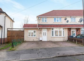 Thumbnail 5 bed end terrace house for sale in Aylesbury Crescent, Slough