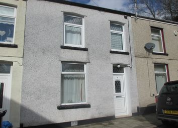 Thumbnail 3 bed terraced house for sale in Windsor Place, Treharris