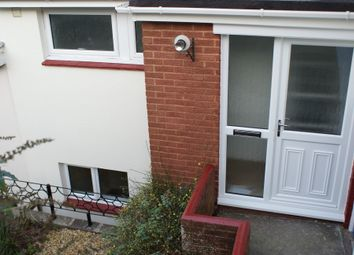 Thumbnail 1 bed terraced house to rent in Waterleat Avenue, Paignton