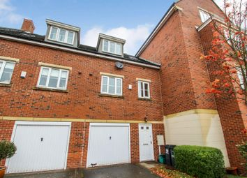 Thumbnail 3 bed town house to rent in Edison Way, Arnold, Nottingham