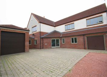 Thumbnail 6 bed detached house for sale in Southgore Lane, North Leverton, Nottinghamshire