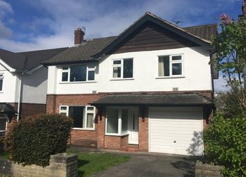 Thumbnail 4 bedroom detached house to rent in Turnfield Road, Cheadle