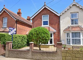 Thumbnail 3 bed semi-detached house for sale in Copse Lane, Freshwater, Isle Of Wight