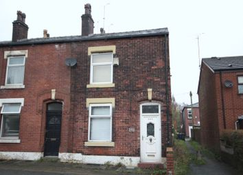 Thumbnail 2 bed end terrace house for sale in Bury Road, Half Acre, Rochdale