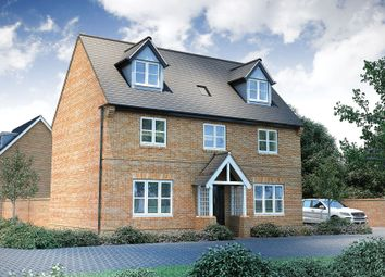 Thumbnail 4 bed detached house for sale in The Dovecote, Off High Street, Drayton