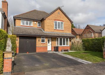 Thumbnail 4 bedroom semi-detached house for sale in Stephenson Close, Royston