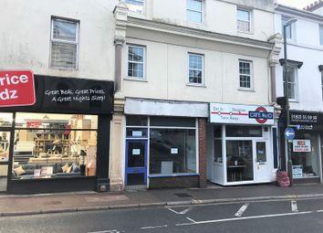 Retail premises to let in Torquay Road, Paignton TQ3