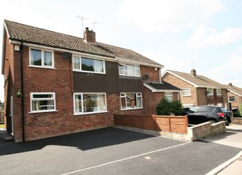 Thumbnail 3 bed semi-detached house for sale in Netherfield Road, Walton, Chesterfield