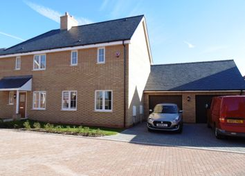 Thumbnail 4 bed detached house for sale in Bedford Road, Moggerhanger