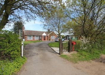 Thumbnail 4 bed detached house for sale in Birch Road, Birch, Colchester