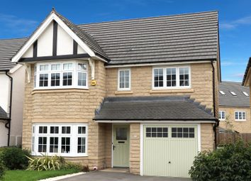 Thumbnail 4 bed detached house to rent in Bletchley Road, Horsforth, Leeds