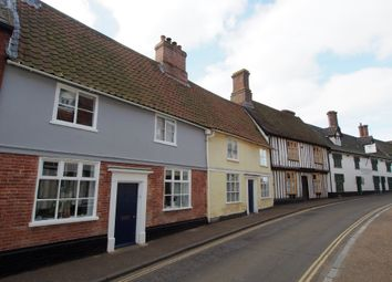 Thumbnail 3 bedroom terraced house for sale in Bridewell Street, Wymondham