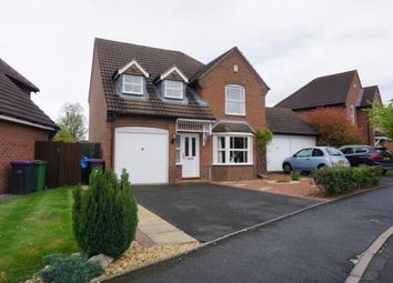 Thumbnail 4 bedroom detached house to rent in Shoveller Drive, Apley