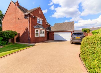 Thumbnail 4 bed detached house for sale in Silcoates Court, Wakefield