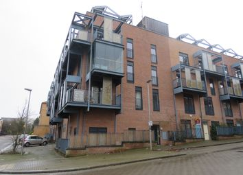 Thumbnail 2 bed flat for sale in Columbia Place, Campbell Park, Milton Keynes