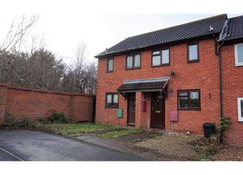 Thumbnail 2 bed terraced house for sale in St. Pauls Close, Evesham