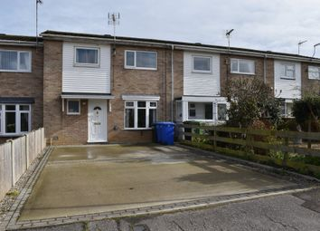 3 bed terraced house for sale in Shadingfield Close, Lowestoft NR32