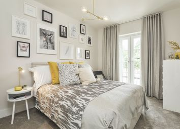 Thumbnail 3 bedroom semi-detached house for sale in De Burgh Gardens, Tadworth, Surrey