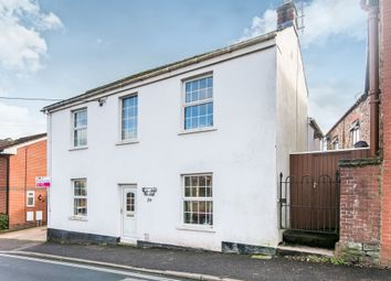 Thumbnail 3 bed detached house for sale in Belmont Road, Tiverton