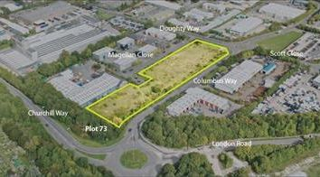 Thumbnail Warehouse to let in Plot 73 Walworth Business Park, Andover, Hampshire