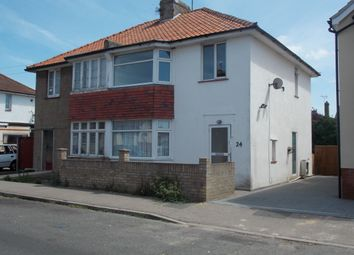 Thumbnail 3 bed semi-detached house to rent in Carrs Road, Clacton-On-Sea