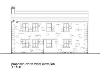 Thumbnail Land for sale in Chapel Road, St. Just, Penzance
