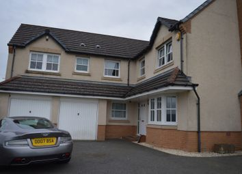 Thumbnail 5 bed detached house for sale in Marywell Path, Cumbernauld