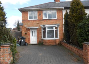 Thumbnail 3 bedroom semi-detached house to rent in York Road, Hall Green