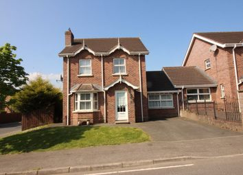 Thumbnail 4 bed detached house for sale in Mount Eagles Park, Dunmurry, Belfast