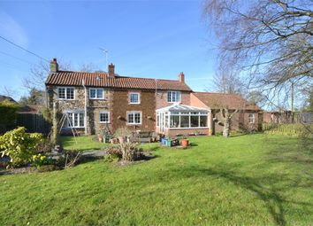 Thumbnail 4 bed cottage for sale in Elder Lane, Grimston, King's Lynn