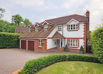 Thumbnail 4 bed detached house for sale in The Badgers, Barnt Green