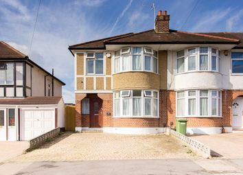 Thumbnail 3 bed semi-detached house to rent in Grenville Gardens, Woodford Green
