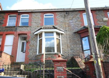 Thumbnail 3 bed terraced house for sale in Mount Pleasant, Ynysddu, Newport