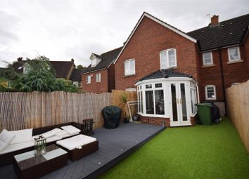 Thumbnail 3 bed terraced house for sale in Castle Stream Court, Dursley