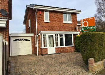 Thumbnail 3 bedroom property for sale in Pasmore Close, Telford