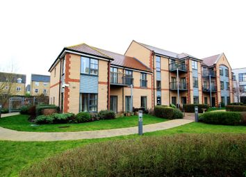 Thumbnail 3 bed flat for sale in Wellbrook Way, Girton, Cambridge