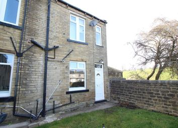 Thumbnail 1 bed terraced house to rent in Common Road, Low Moor, Bradford