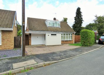 Thumbnail 3 bed detached bungalow for sale in Daneswood Road, Binley Woods, Coventry