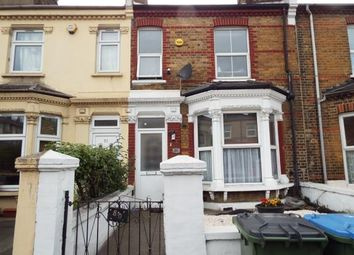 Thumbnail 5 bedroom terraced house for sale in Waverley Crescent, Plumstead, London