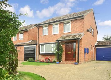 Thumbnail 4 bedroom detached house for sale in Chennells Way, Horsham, West Sussex