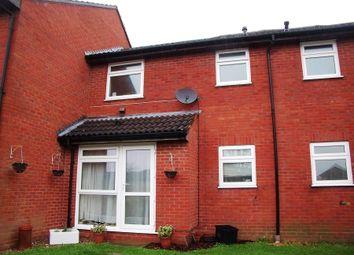 Thumbnail 1 bed terraced house to rent in Fleetham Gardens, Earley, Reading RG6, Reading,
