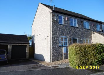 Thumbnail 2 bed semi-detached house to rent in Woodlands Reach, Cinderford
