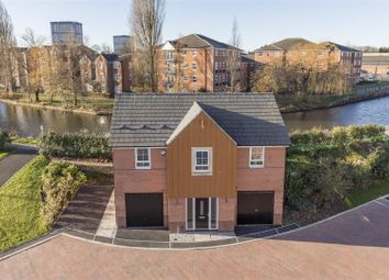 Thumbnail 2 bed detached house for sale in The Moorings, Near Electric Wharf, Coventry